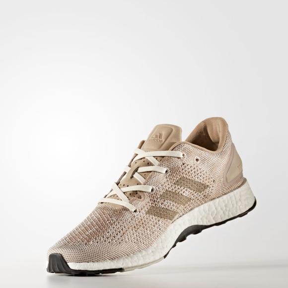 d88aba4da3dd7 Adidas Men s PureBoost DPR Running Shoe khaki Sz 9
